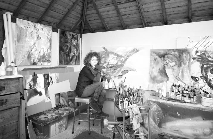 In the studio 2016