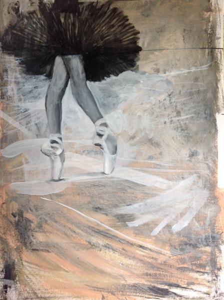Guillem's feet