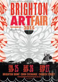 brighton art fair 2015